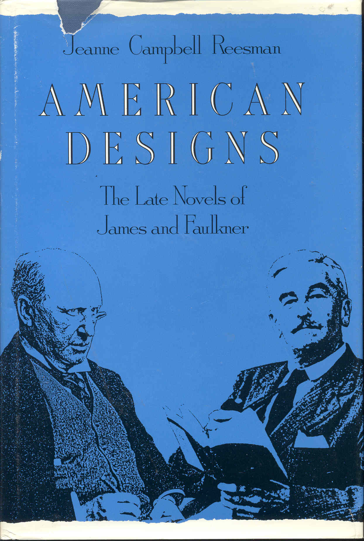 Image for American Designs: The Late Novels of James and Faulkner