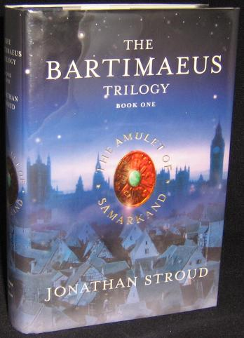 Image for The Amulet of Samarkand (The Bartimaeus Triology, Book 1)