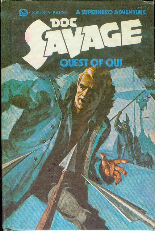 Image for Doc Savage: Quest of Qui