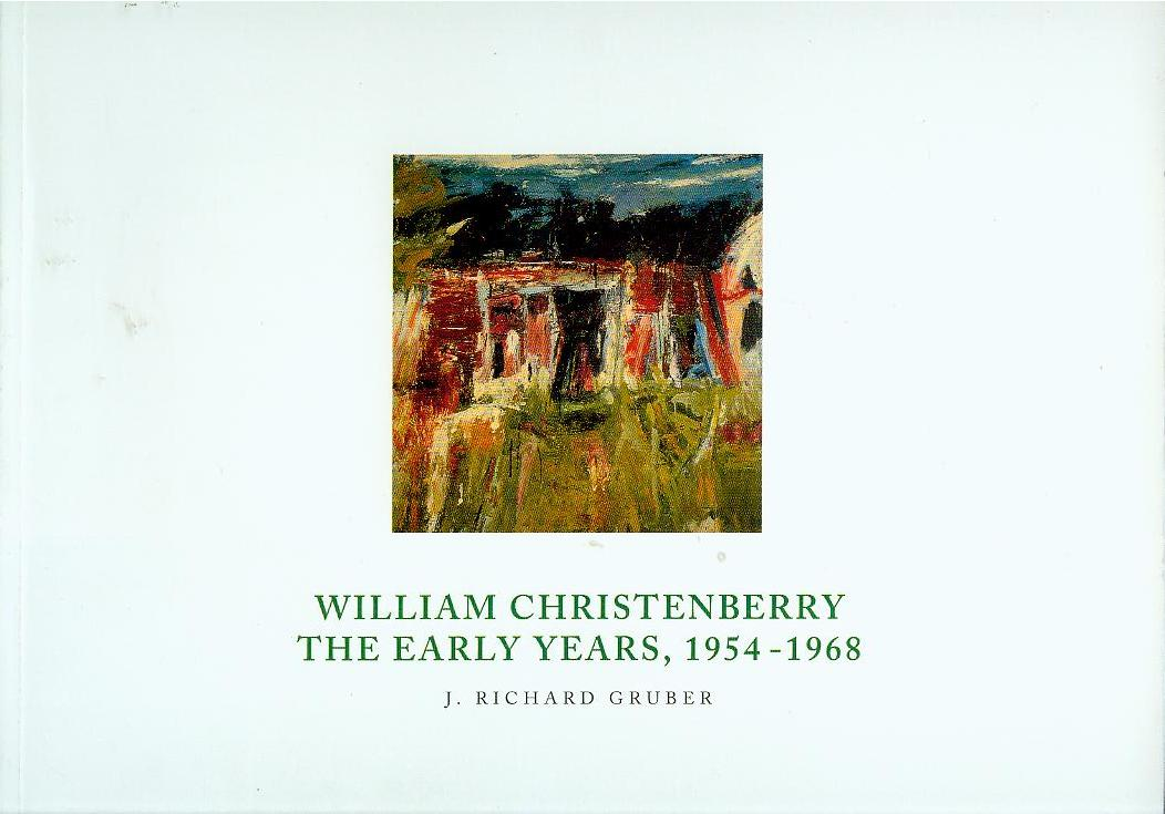 Image for William Christenberry: The Early Years, 1954-1968