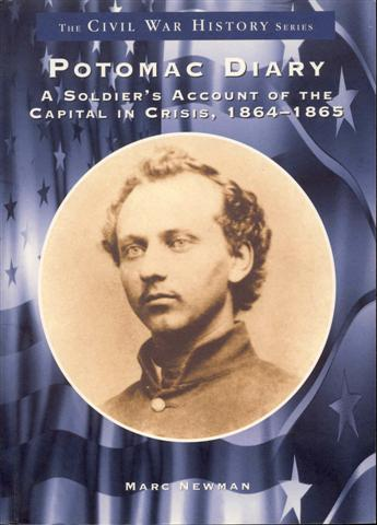 Image for Potomac Diary: A Soldier's Account of the Capital in Crisis, 1864-1865