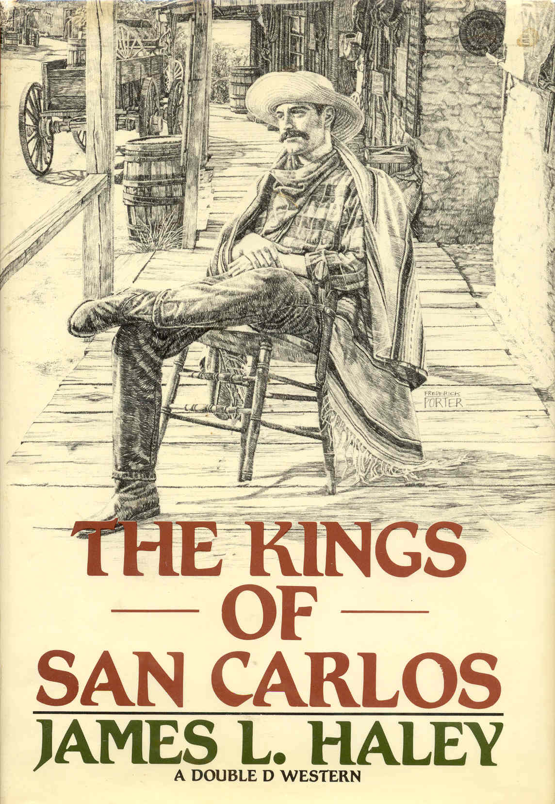 Image for The Kings of San Carlos