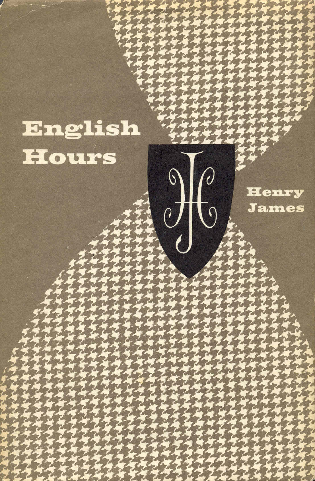 Image for English Hours