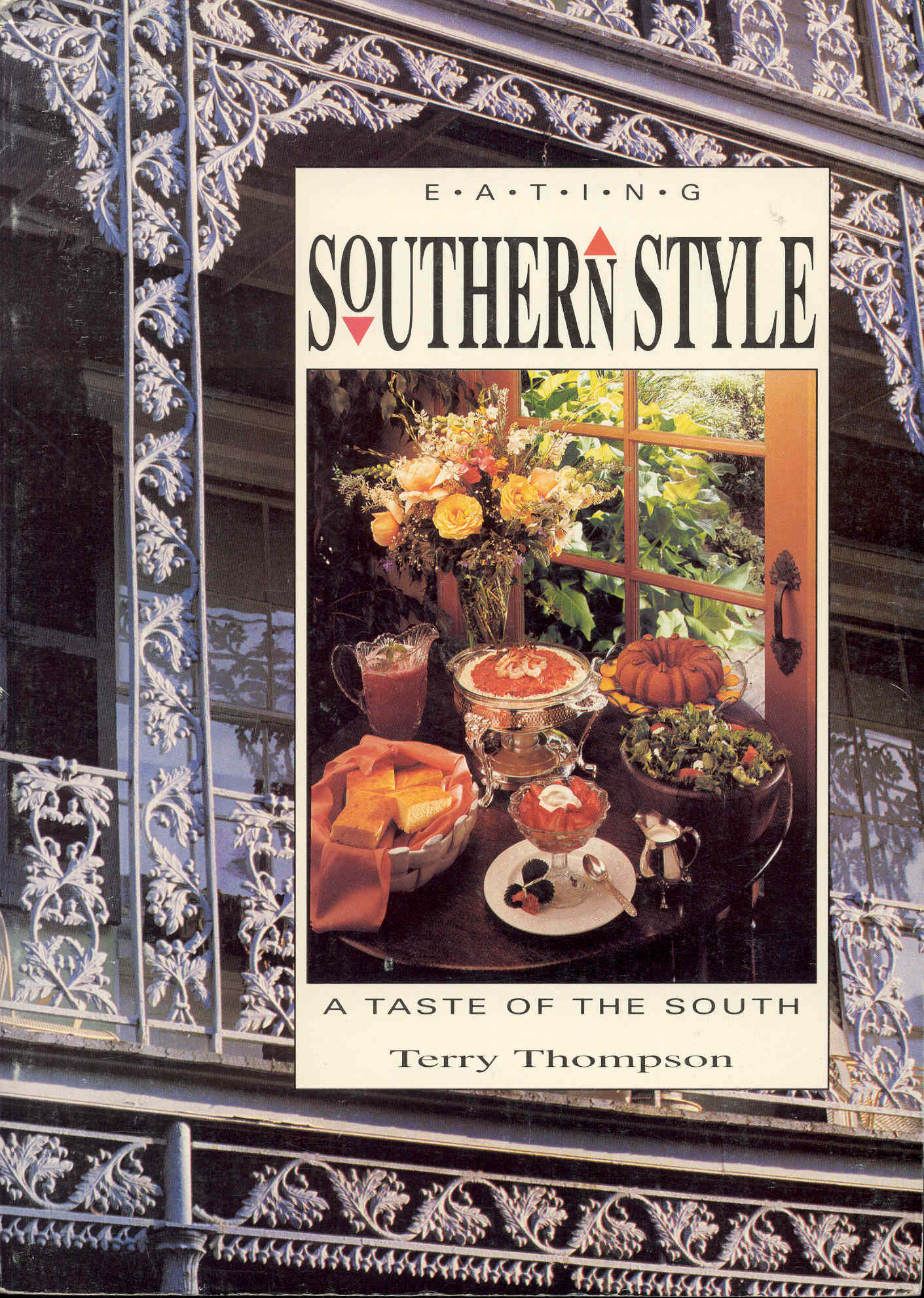 Image for Eating Southern Style: A Taste of the South