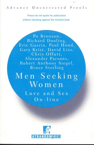 Image for Men Seeking Women: Love and Sex On-Line