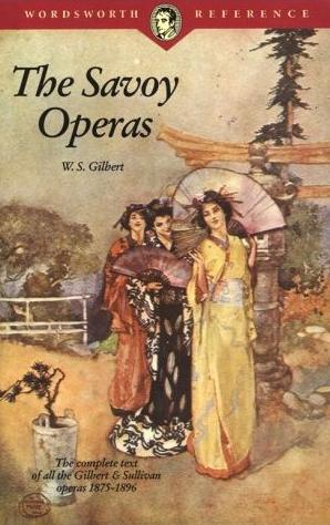 Image for The Savoy Operas