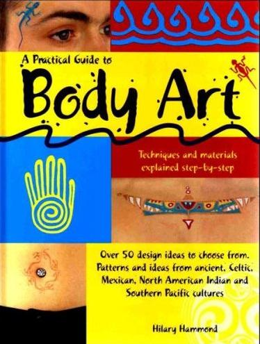 Image for A Practical Guide to Body Art