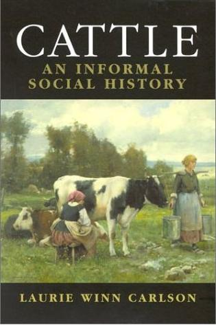 Image for Cattle: An Informal Social History