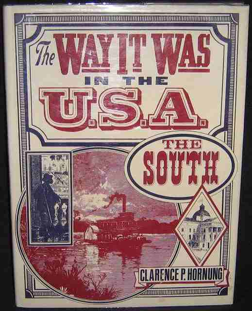 Image for The Way It Was in the South