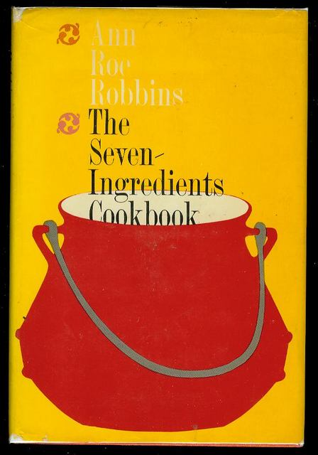 Image for The Seven-Ingredients Cookbook