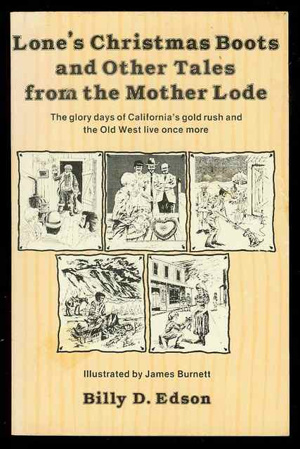 Image for Lone's Christmas Boots & Other Tales from the Mother Lode
