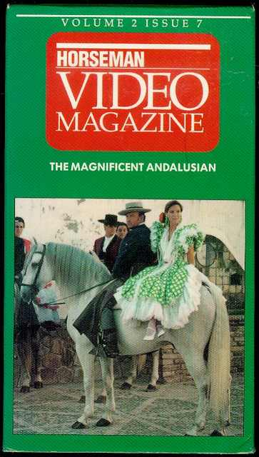Image for Horseman Video Magazine Volume 2 Issue 7: The Magnificent Andalusian