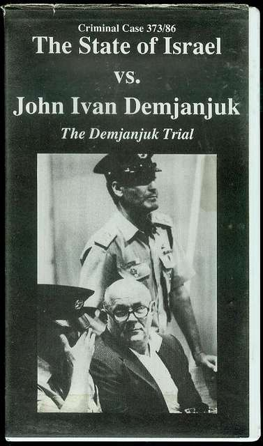 Image for The State of Israel vs. John Ivan Demjanjuk: The Demjanjuk Trial