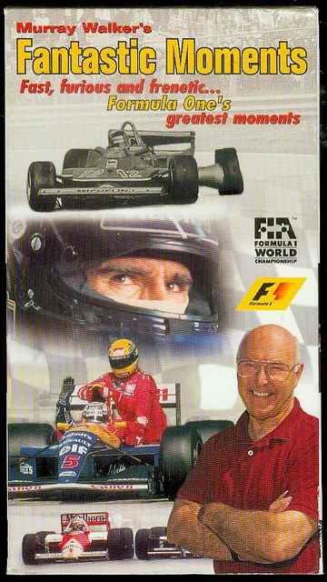 Image for Murray Walker's Fantastic Moments: Formula One's Greatest Moments