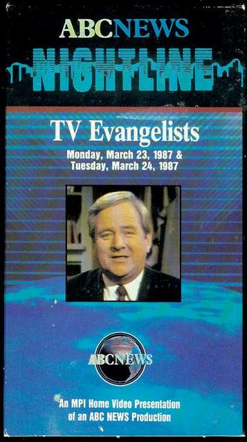 Image for TV Evangelists