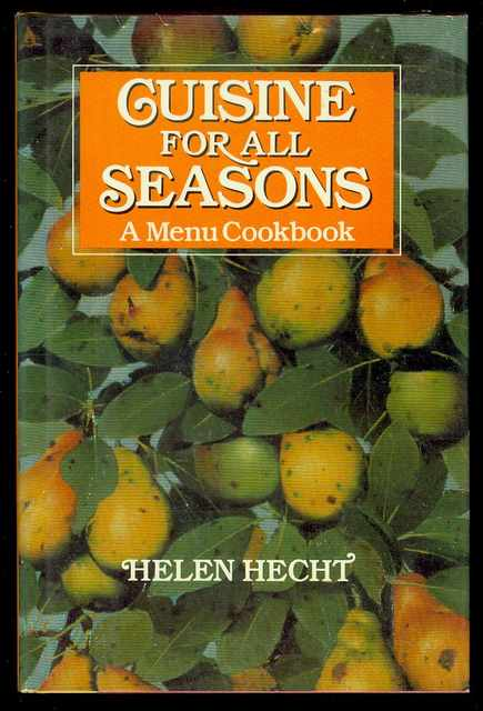 Image for Cuisine for All Seasons: A Menu Cookbook