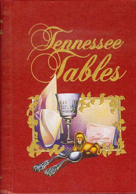 Image for Tennessee Tables