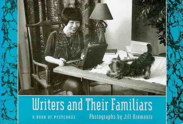Image for Writers and Their Familiars: A Book of Postcards