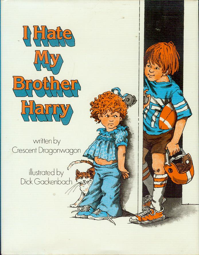 Image for I Hate My Brother Harry