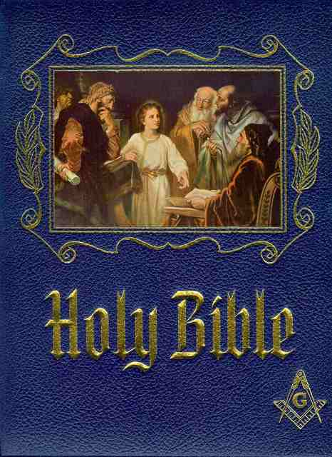 Image for Holy Bible (Master Reference Edition)