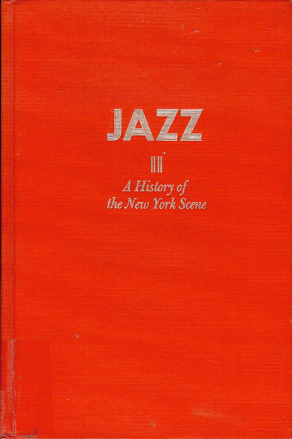 Image for Jazz: A History of the New York Scene
