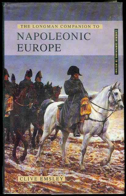 Image for The Longman Companion to Napoleonic Europe