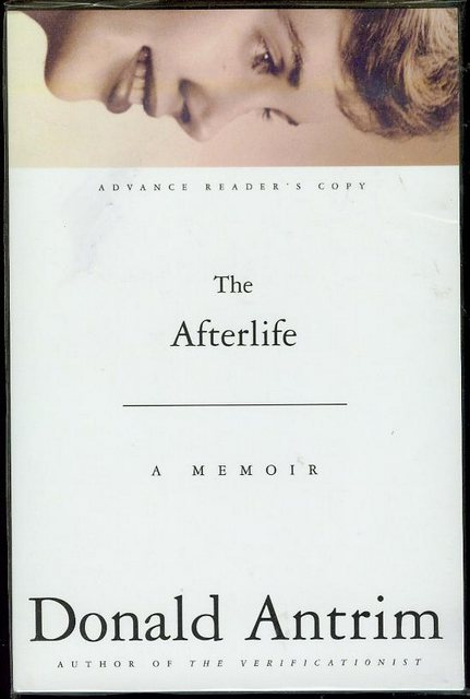 Image for The Afterlife: A Memoir