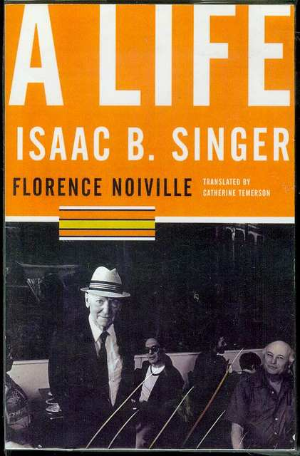 Image for Isaac B. Singer: A Life