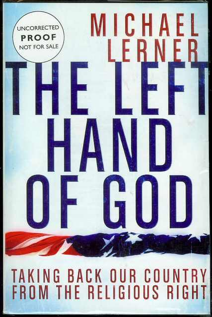 Image for The Left Hand of God: Taking Back Our Country from the Religious Right