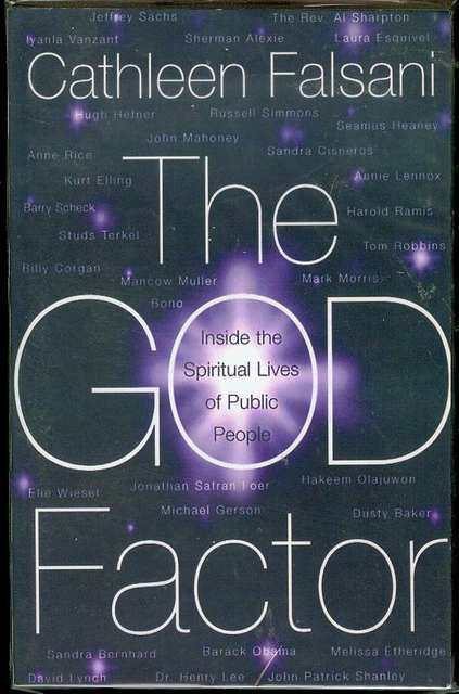 Image for The God Factor: Inside the Spiritual Lives of Public People