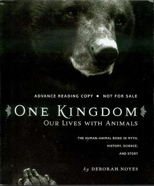 Image for One Kingdom: Our Lives with Animals