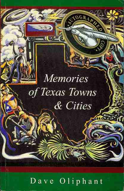 Image for Memories of Texas Towns & Cities