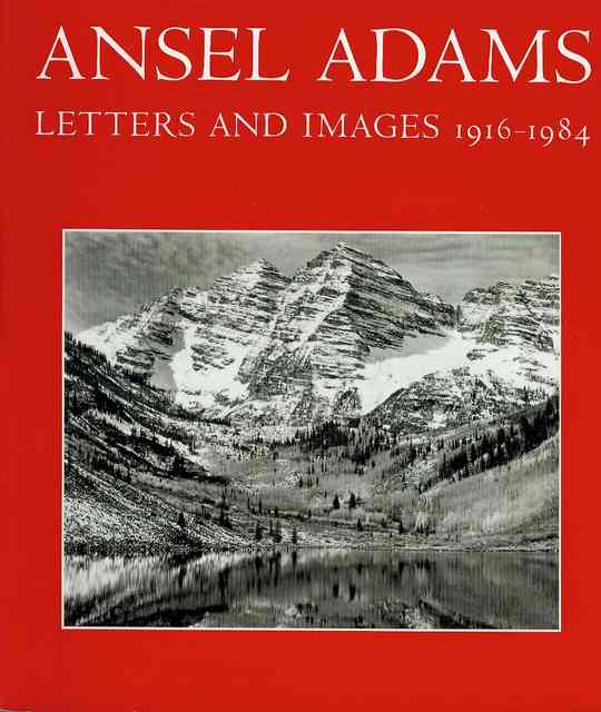 Image for Ansel Adams: Letters and Images 1916-1984