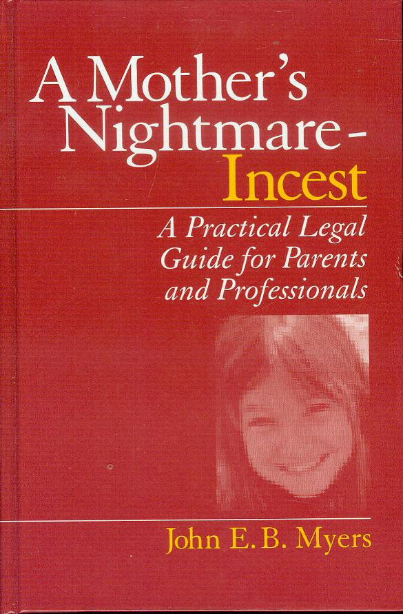 Image for A Mother's Nightmare - Incest: A Practical Legal Guide for Parents and Professionals