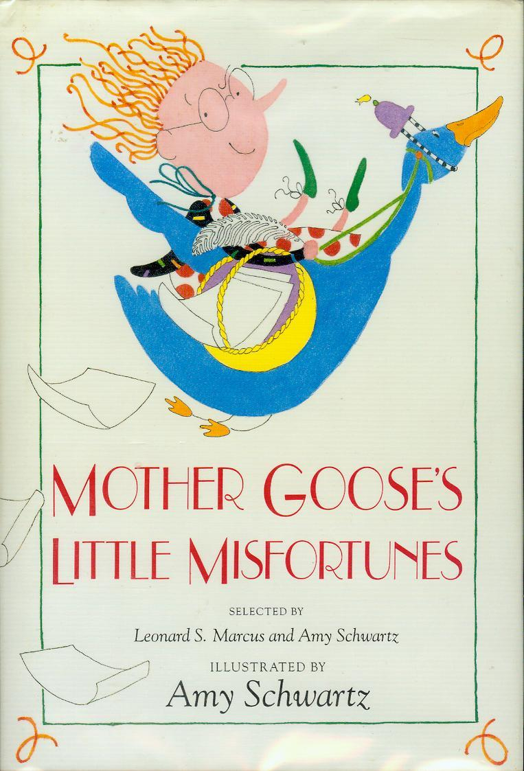 Image for Mother Goose's Little Misfortunes