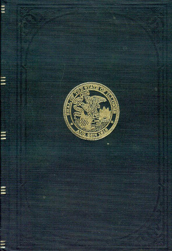 Image for Illinois Blue Book 1977-1978