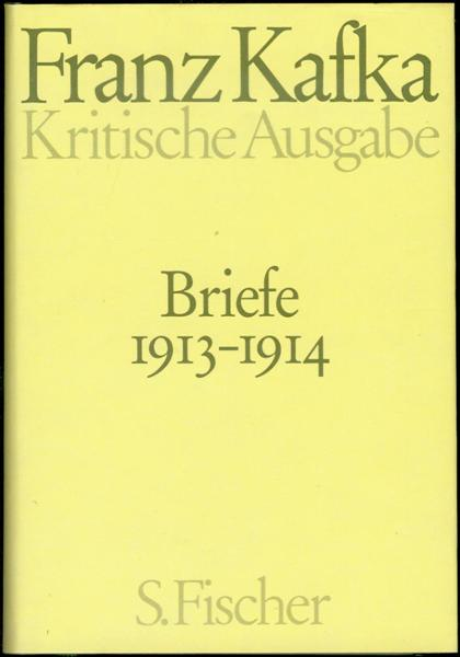 Image for Briefe 1913 - Marz 1914