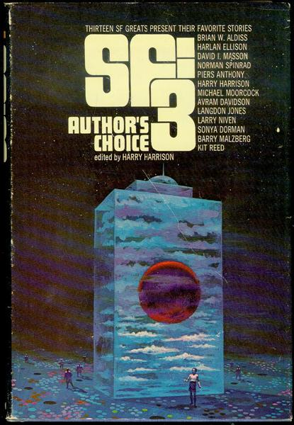 Image for SF: Authors' Choice 3