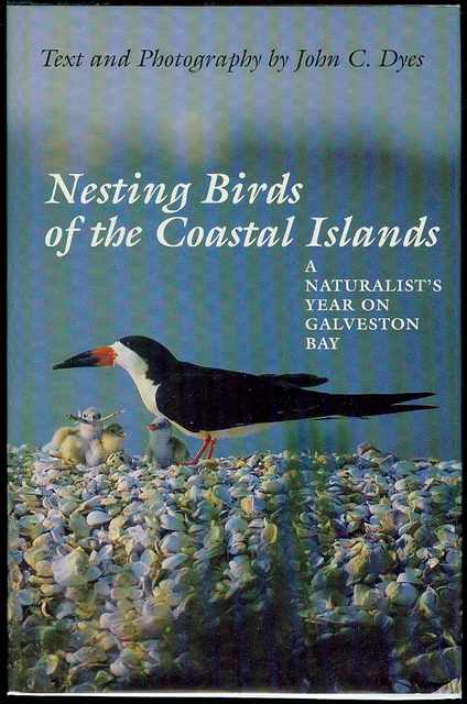 Image for Nesting Birds of the Coastal Islands: A Naturalist's Year on Galveston Bay