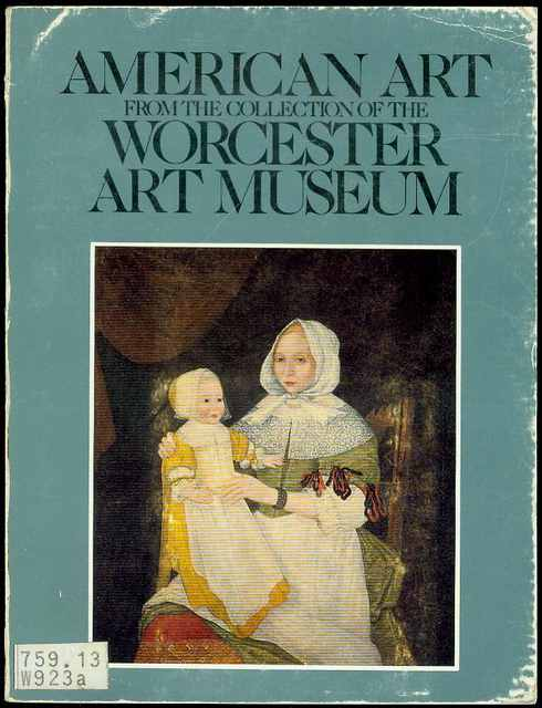 Image for American Art from the Collection of the Worcester Art Museum