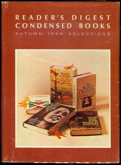Image for Reader's Digest Condensed Books (Volume 4, Autumn 1969 Selections)