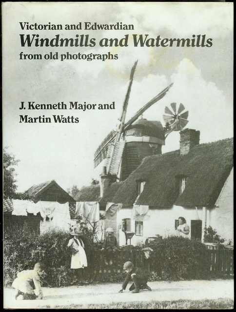 Image for Victorian and Edwardian Windmills and Watermills from Old Photographs