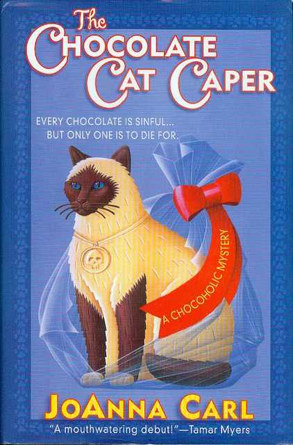 Image for The Chocolate Cat Caper