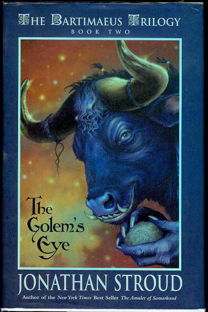 Image for The Golem's Eye (The Bartimaeus Triology, Book Two)