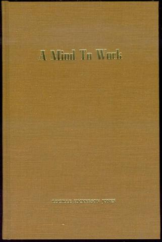 Image for A Mind to Work: The Story of St. John's United Methodist Church, 1948-1968