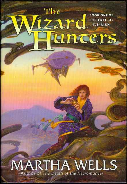 Image for The Wizard Hunters (Book One of the Fall of Ile-Rien)