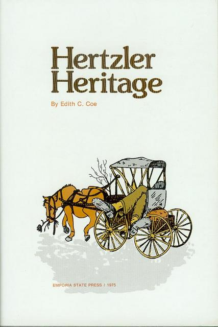 Image for Hertzler Heritage: Irene A. Koeneke, M.D., and the Hertzler Research Foundation