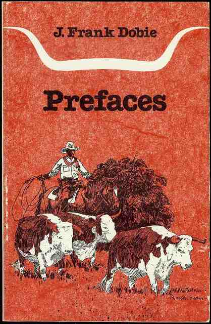 Image for Prefaces