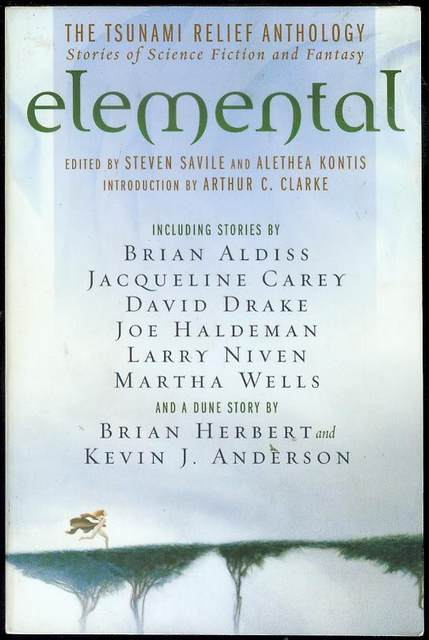 Image for Elemental: The Tsunami Relief Anthology: Stories of Science Fiction and Fantasy