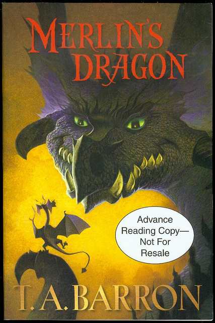 Image for Merlin's Dragon